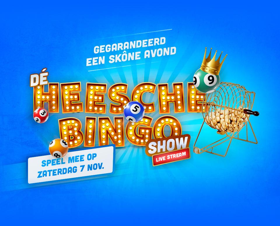 De Heesche Bingo Show